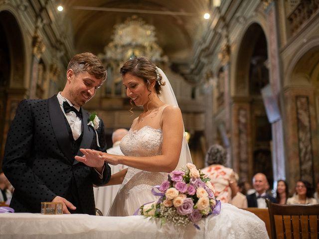 Il matrimonio di Andrea e Sonia a Albiano d'Ivrea, Torino 25