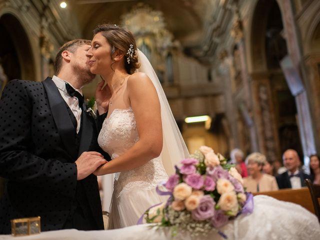 Il matrimonio di Andrea e Sonia a Albiano d'Ivrea, Torino 26