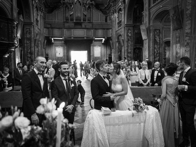 Il matrimonio di Andrea e Sonia a Albiano d'Ivrea, Torino 27