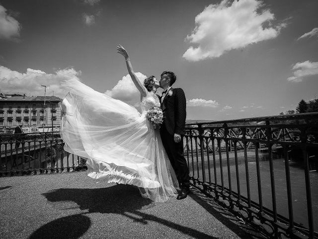 Il matrimonio di Andrea e Sonia a Albiano d'Ivrea, Torino 30