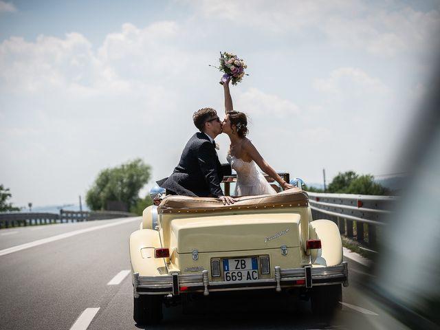 Il matrimonio di Andrea e Sonia a Albiano d'Ivrea, Torino 32