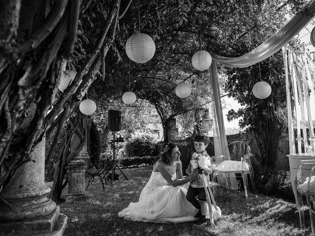 Il matrimonio di Andrea e Sonia a Albiano d'Ivrea, Torino 33