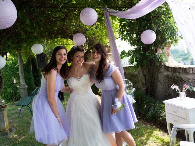Il matrimonio di Andrea e Sonia a Albiano d'Ivrea, Torino 35