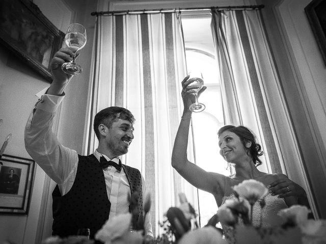 Il matrimonio di Andrea e Sonia a Albiano d'Ivrea, Torino 37