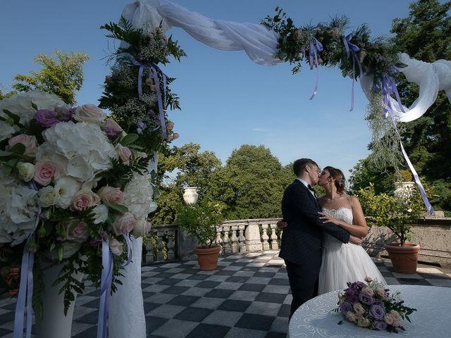 Il matrimonio di Andrea e Sonia a Albiano d'Ivrea, Torino 41