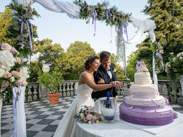 Il matrimonio di Andrea e Sonia a Albiano d'Ivrea, Torino 51