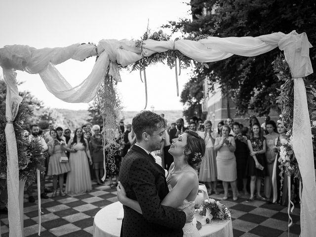 Il matrimonio di Andrea e Sonia a Albiano d'Ivrea, Torino 52