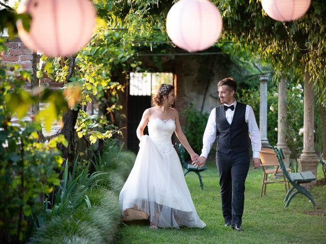 Il matrimonio di Andrea e Sonia a Albiano d'Ivrea, Torino 55