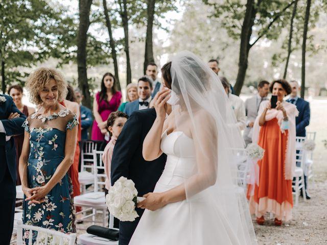 Il matrimonio di Chanel e Jacopo a Padova, Padova 23