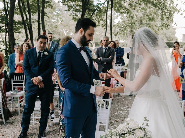 Il matrimonio di Chanel e Jacopo a Padova, Padova 25