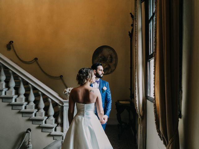 Le nozze di Jacopo e Chanel