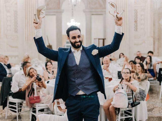 Il matrimonio di Chanel e Jacopo a Padova, Padova 45