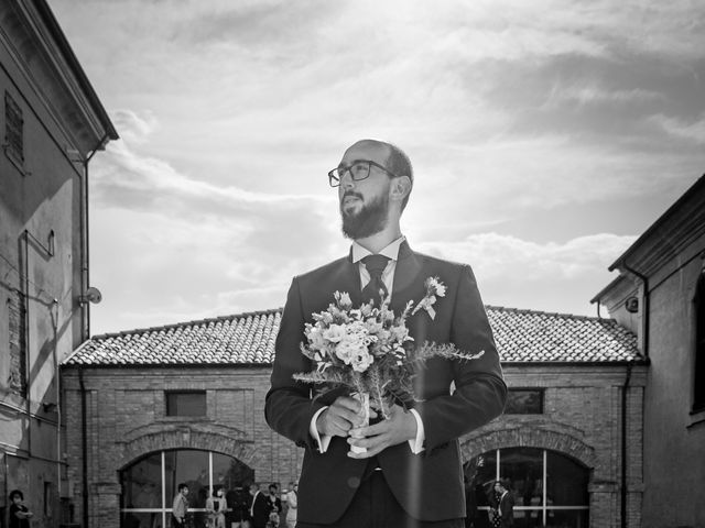 Il matrimonio di Enrico e Federica a Ravenna, Ravenna 10