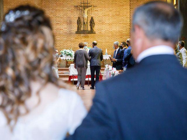 Il matrimonio di Enrico e Federica a Ravenna, Ravenna 11