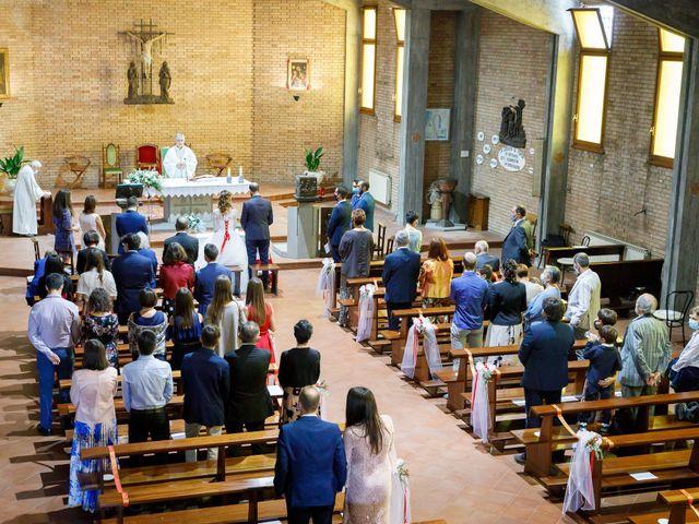 Il matrimonio di Enrico e Federica a Ravenna, Ravenna 12