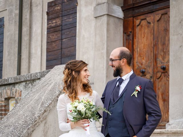 Il matrimonio di Enrico e Federica a Ravenna, Ravenna 16