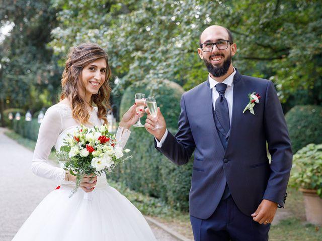 Il matrimonio di Enrico e Federica a Ravenna, Ravenna 21