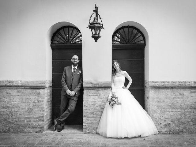 Il matrimonio di Enrico e Federica a Ravenna, Ravenna 22