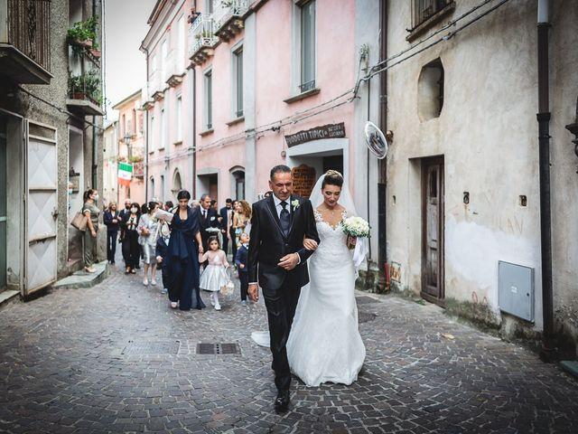 Il matrimonio di Francesca e Francesco a Lamezia Terme, Catanzaro 36