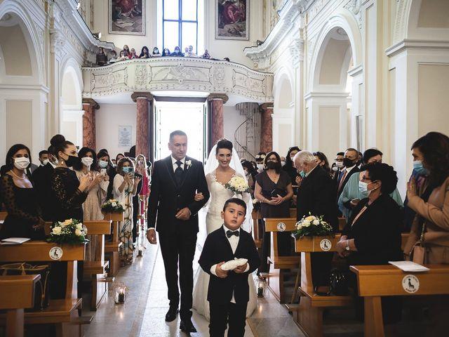 Il matrimonio di Francesca e Francesco a Lamezia Terme, Catanzaro 38