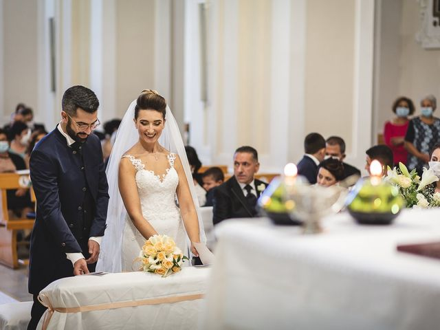 Il matrimonio di Francesca e Francesco a Lamezia Terme, Catanzaro 40