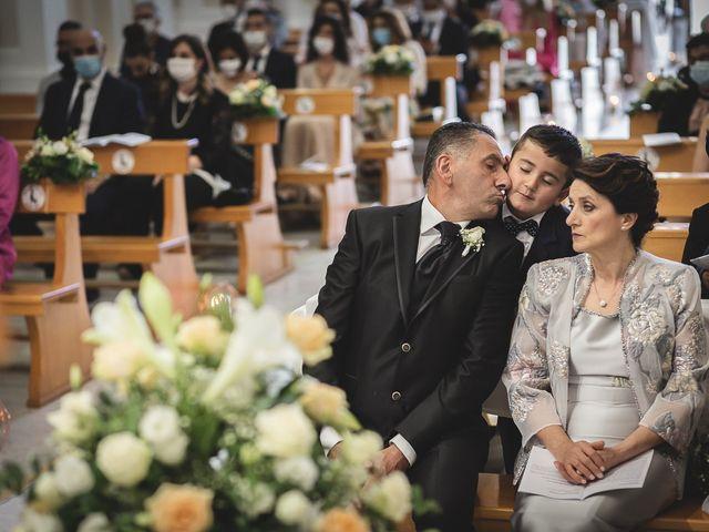 Il matrimonio di Francesca e Francesco a Lamezia Terme, Catanzaro 43