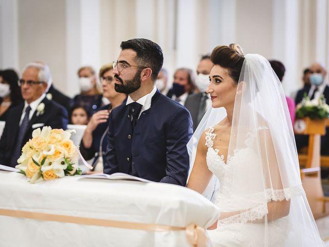 Il matrimonio di Francesca e Francesco a Lamezia Terme, Catanzaro 44