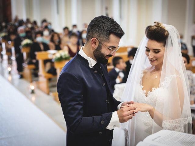 Il matrimonio di Francesca e Francesco a Lamezia Terme, Catanzaro 45