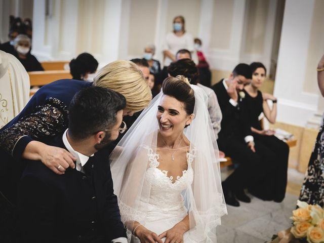 Il matrimonio di Francesca e Francesco a Lamezia Terme, Catanzaro 50