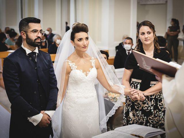 Il matrimonio di Francesca e Francesco a Lamezia Terme, Catanzaro 54