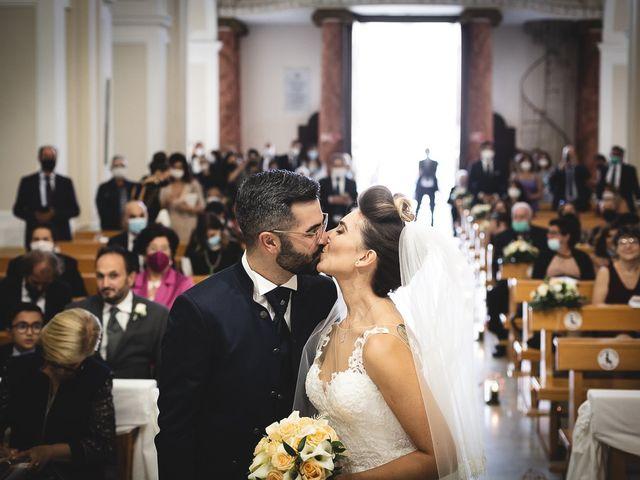 Il matrimonio di Francesca e Francesco a Lamezia Terme, Catanzaro 55