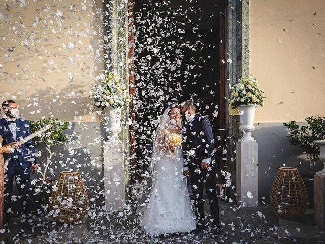 Il matrimonio di Francesca e Francesco a Lamezia Terme, Catanzaro 57