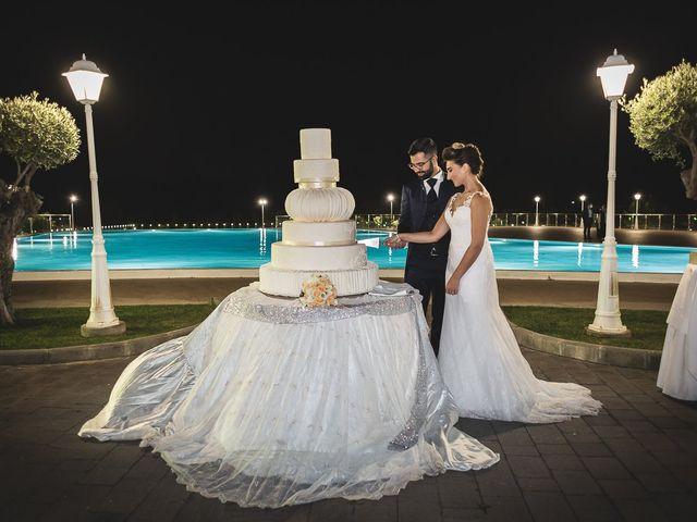 Il matrimonio di Francesca e Francesco a Lamezia Terme, Catanzaro 79