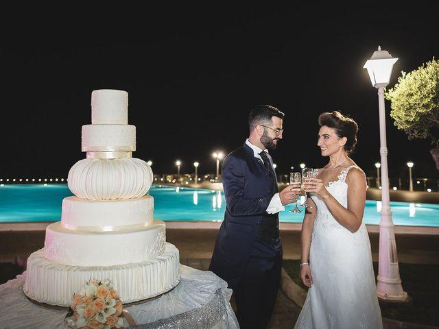 Il matrimonio di Francesca e Francesco a Lamezia Terme, Catanzaro 80