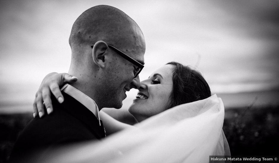 Il matrimonio di Davide e Laura a Affi, Verona
