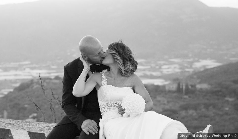 Il matrimonio di Rosario e Elda a Terracina, Latina