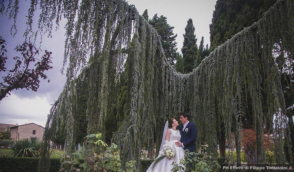 Il matrimonio di Danilo e Letizia a Assisi, Perugia