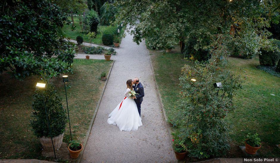 Il matrimonio di Enrico e Federica a Ravenna, Ravenna