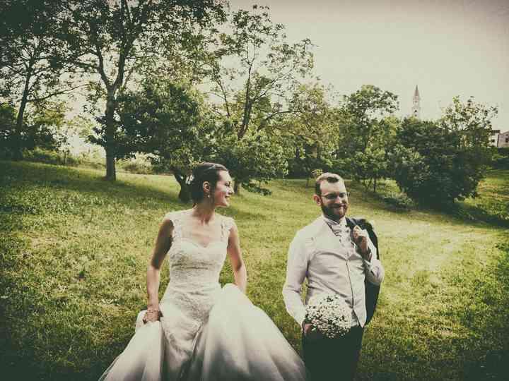 Le nozze di Nicole e Jacob
