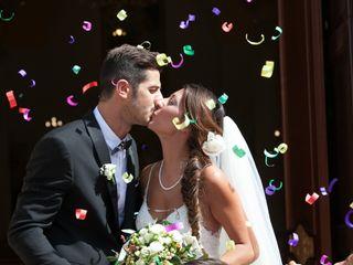 Le nozze di Lella e Domenico
