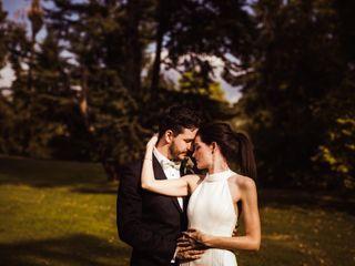 Le nozze di Hannah e Anthony