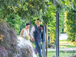 Le nozze di Irina e Gianluca