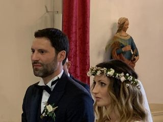 Le nozze di Melissa e Matteo 1