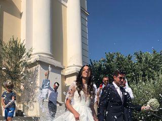 Le nozze di Veronica  e Davide 1