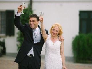Le nozze di Barbara e Gianfranco