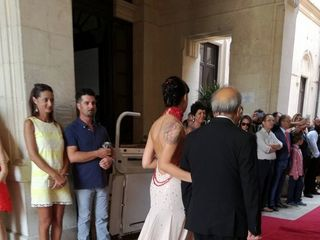 Le nozze di Clara e Federico 1