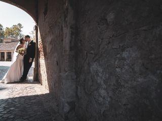 Le nozze di Kazumi e Paolo