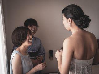 Le nozze di Kazumi e Paolo 3