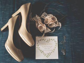 Le nozze di Serena e Guido 1