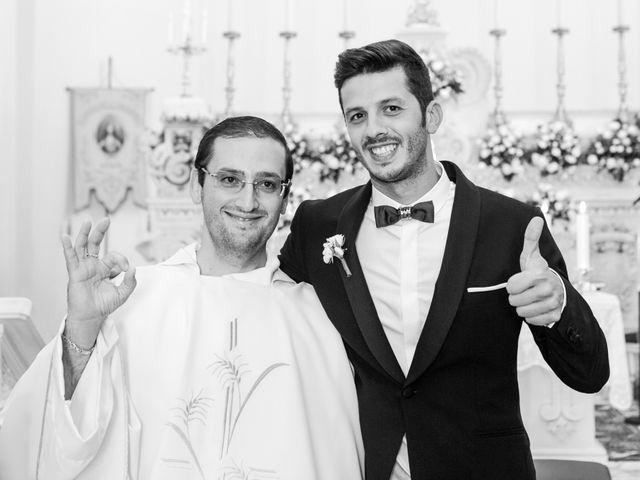 Il matrimonio di Domenico e Lella a Acaya, Lecce 17